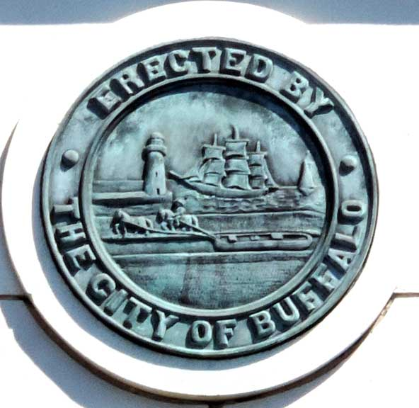 City of buffalo seal for New york state architect stamp