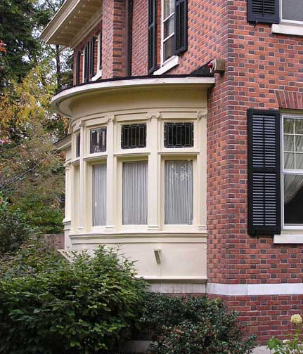 Windows Webster Exteriors Inc: Bow Window