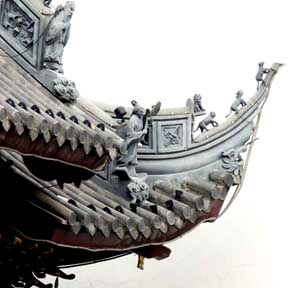 Classical Chinese Roofs