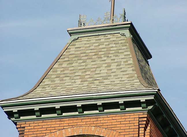 Opinions on mansard roof for What is a mansard roof