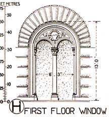 Windows Are Of Three Types A Arcade Type With Central Column And Round Arches As In The Palazzi Riccardi P 616 G Strozzi