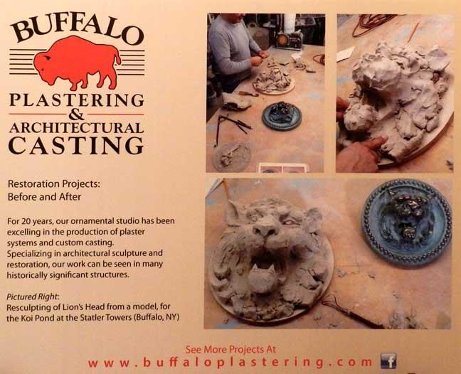Buffalo Plastering & Architectural Casting