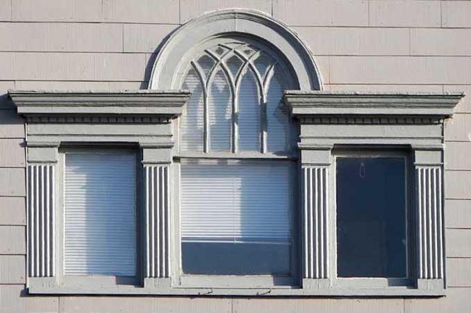 Palladian Window