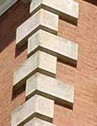 Quoin for Brick quoins