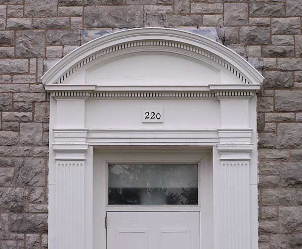 Round pediment - Decorative exterior door pediments ...