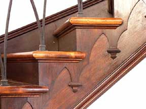 Also Called Tread End Or Stair Bracket