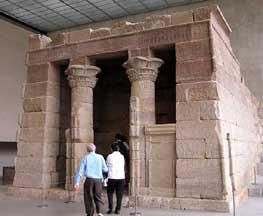 Temple Of Dendur Nubia