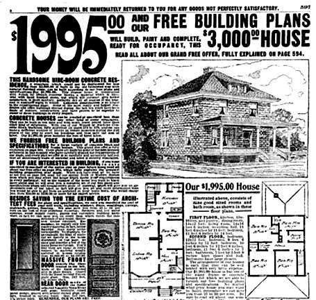 Sears Catalog History