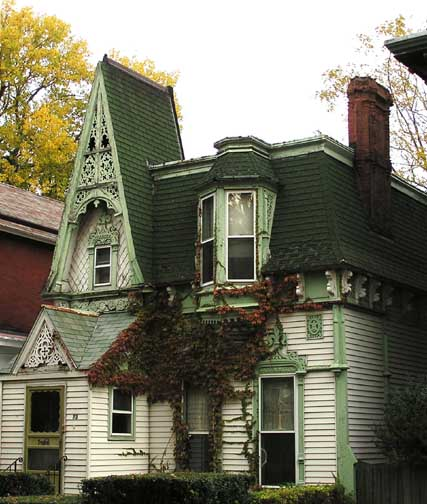 Gothic revival for Gothic revival house plans