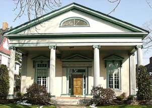 Greek Revival Architecture 1820 1860