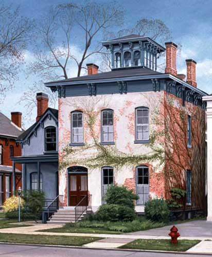 Italianate In Buffalo