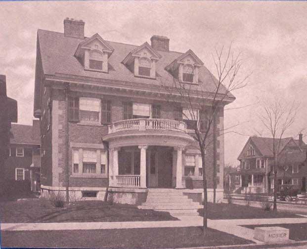 Charles Mosier House