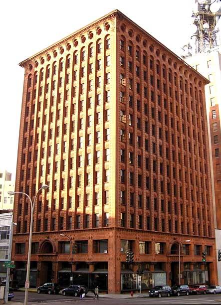 Louis Sullivan Buildings In New York