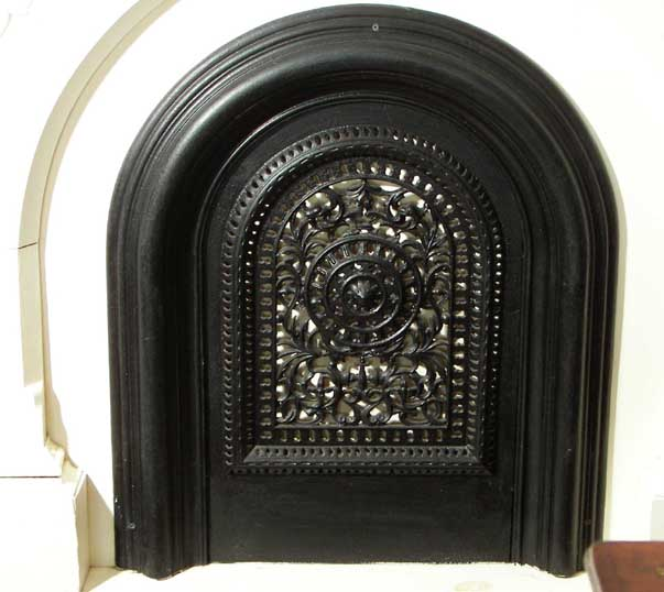 River Lea: decorative fireplace covers
