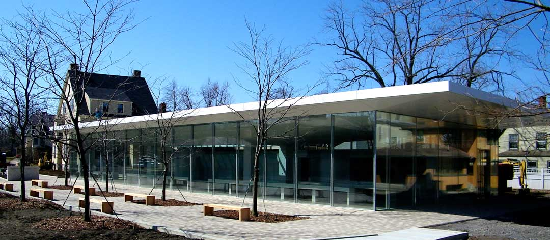Greatbatch Pavilion