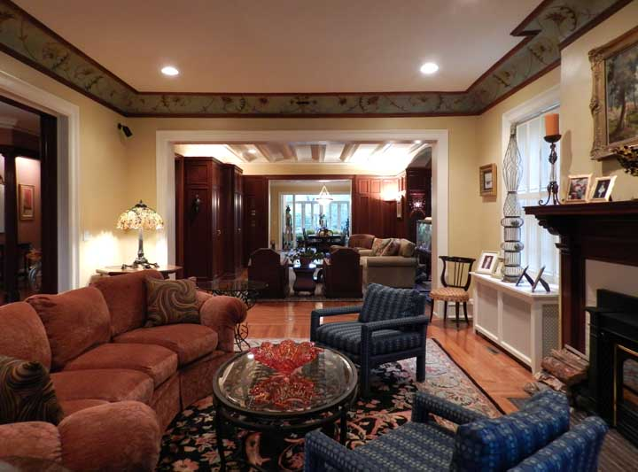 Walter p trible house for The family room buffalo ny