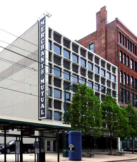 Main Building Group Pictures: Merchants Mutual Insurance Co