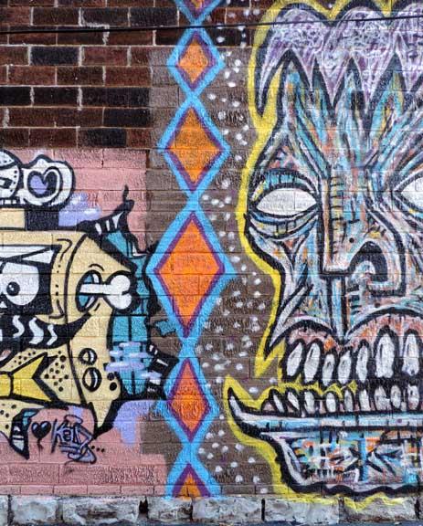 Western new york independent living inc mural for Bufflon revetement mural