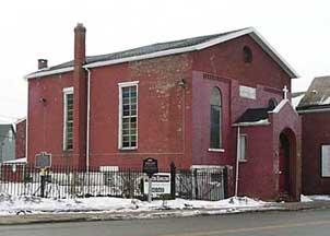 Michigan Street Baptist Church