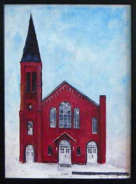 Ss Columba Brigid Rc Church