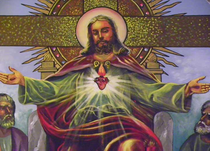 St adalbert basilica for Bufflon revetement mural
