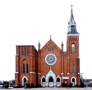 St John Kanty Rc Church