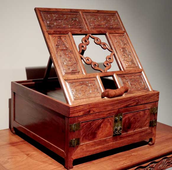 Ming Dynasty Furniture Shanghai Museum