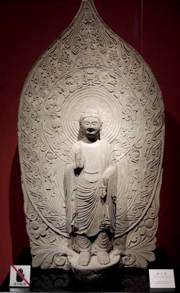 Stone Sculptures Shanghai Museum