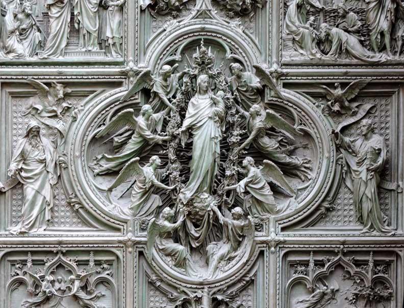 kathedraal italie is