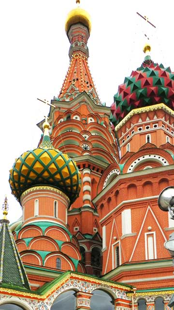 St Basil S Moscow