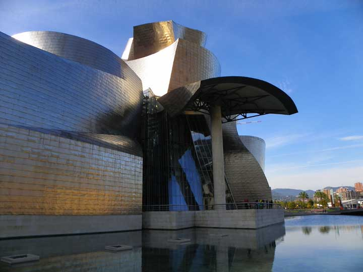 N Home Elevation Images : Guggenheim museum