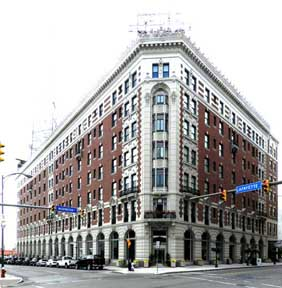Lafayette Hotel 391 Washington St At Square Buffalo Ny The Official Home Page