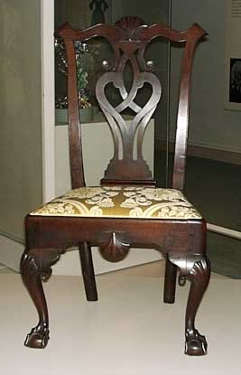 ... Rococo Side Chair.