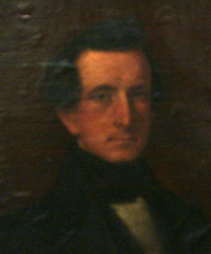 Henry Smith painting
