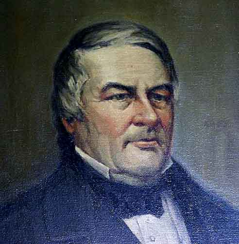 a biography of millard fillmore Millard fillmore rose to the vice-presidency, in part, because he was from new  york  millard fillmore was born on january 7, 1800, into an impoverished farm .